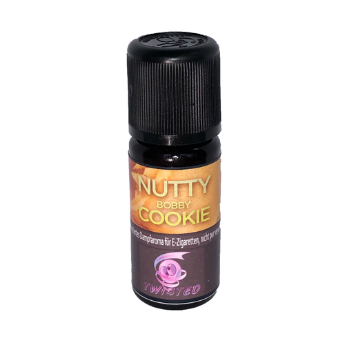 Twisted Flavors - Nutty Bobby Cookie Aroma 10ml