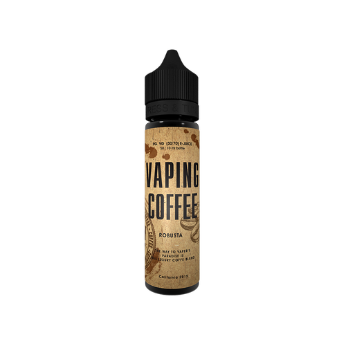 Vovan - Vaping Coffee Robusta Liquid 50ml