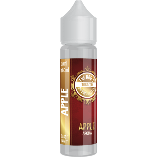 The Bro´s - Tobacco - Apple 10 ml Aroma