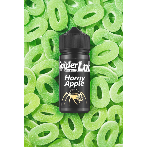 Spider Lab Flavour - Horny Apple Aroma 14ml