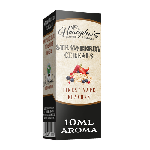 Dr. Honeydews - Strawberry Cereals Aroma 10ml