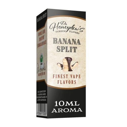 Dr. Honeydews - Banana Split Aroma 10ml