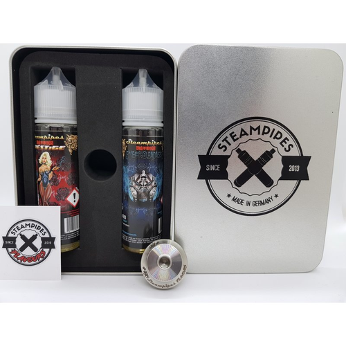 Steampipes Flavours - Limited Collectors Box