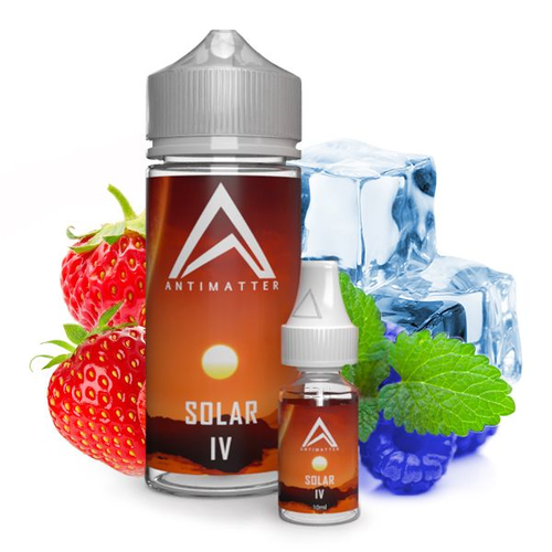 Antimatter - Solar 4 Aroma 10ml in 120ml