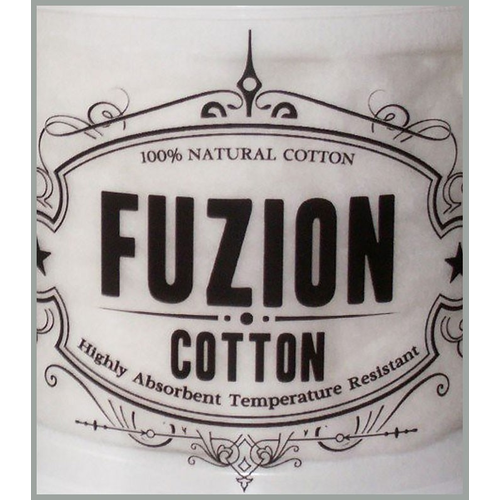 Fuzion Cotton - Bio-Watte